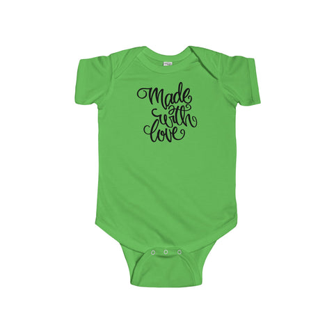 Made with Love Infant Onesie