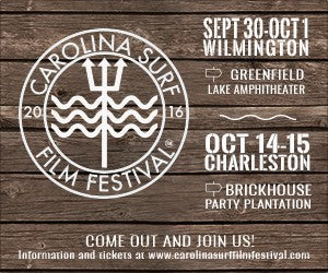 CAROLINA SURF FILM FESTIVAL