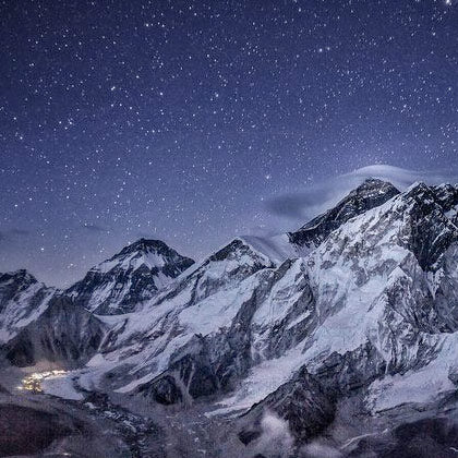 EVEREST REVEALED