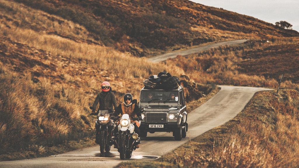 Riding The Skye