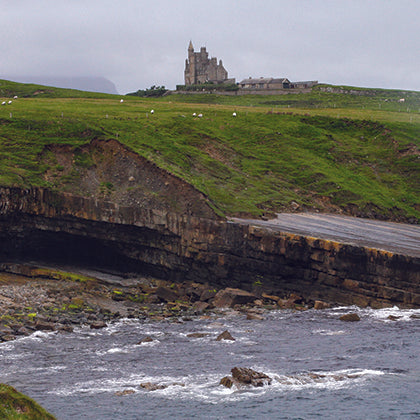 THE EMERALD ISLE!