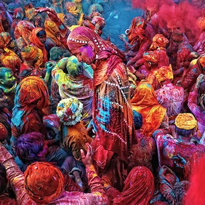 HOLI – FESTIVAL OF COLORS!