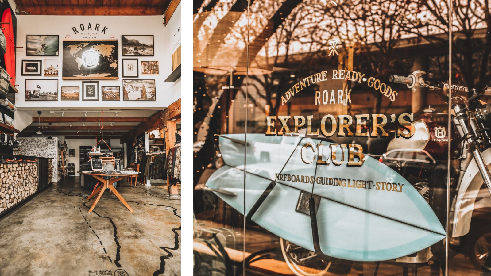 Now Open: Roark Explorer's Club in Berkeley, CA