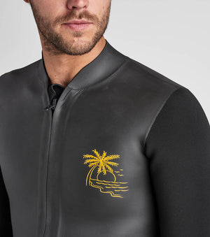 Star Crossed Wetsuit Top