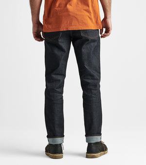HWY 128 Straight Fit Raw Denim