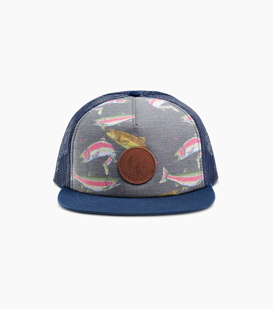Hobo Nickel Trucker Hat