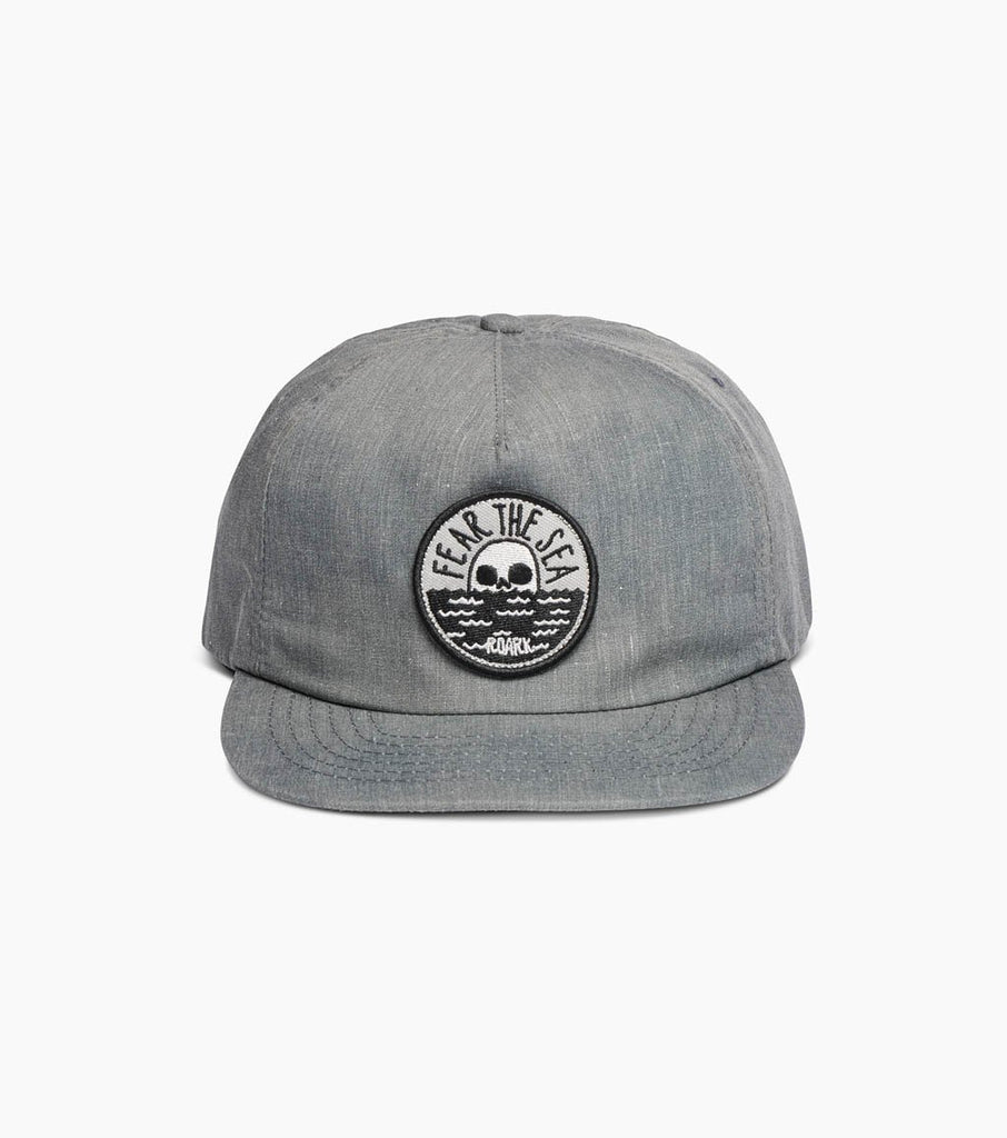 Fear The Sea Snapback Hat