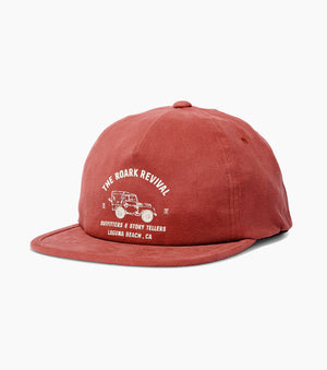 Jeep Outfitter Snapback Hat