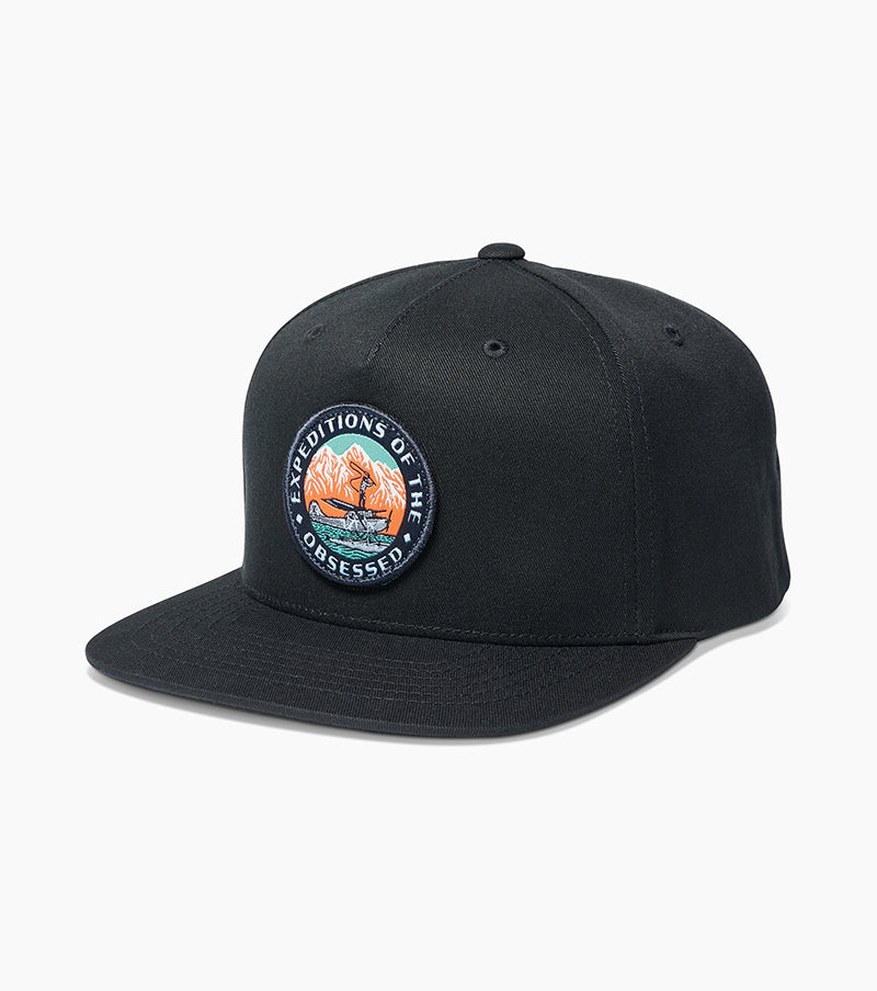 Expeditions Of The Obsessed Snapback Hat