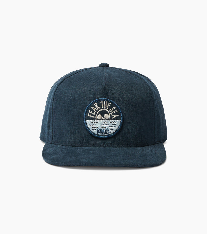 Fear The Sea 5 Panel Strapback Hat