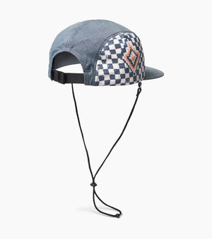 Rally Camper Snapback Hat