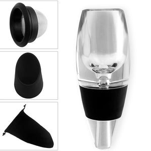 Wine Aerator Decanter Set - Fast Red Wine Aeration Maker