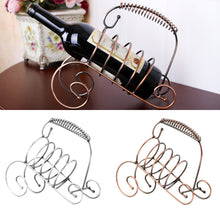 Practical Modern Style Wine Bottle Holder Hanger Red Wine Rack Support Bracket New Bar Decor