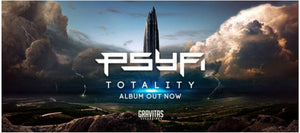 PSY-FI RELEASES TOTALITY AV AND BEGINS HIS WEST COAST TOUR