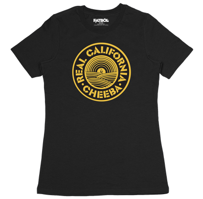 Cheeba Crew Tee - Black