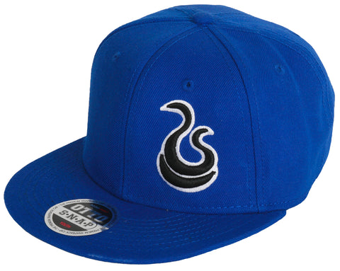 Classic Youth Snapback - Royal - fatbol