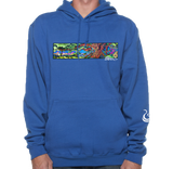 Tree of Life Pullover - Royal