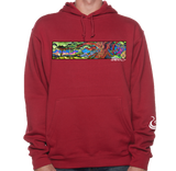 Tree of Life Pullover - Cardinal