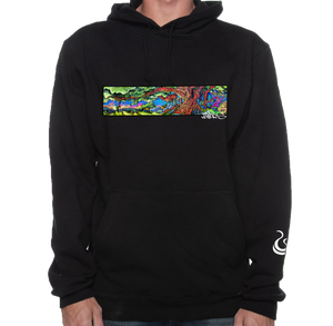 Tree of Life Pullover - Black