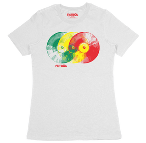 In Rotation Crew Tee - White