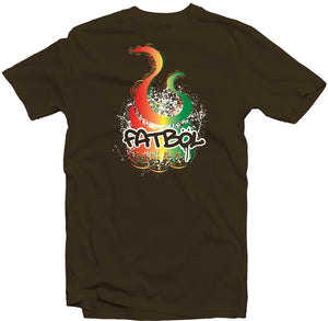Irie Spirals - Brown - fatbol