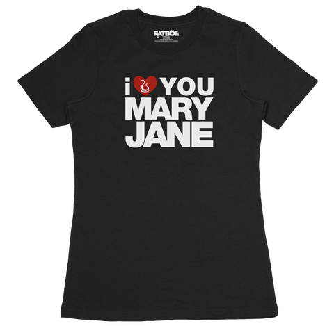 Mary Jane Crew - Black