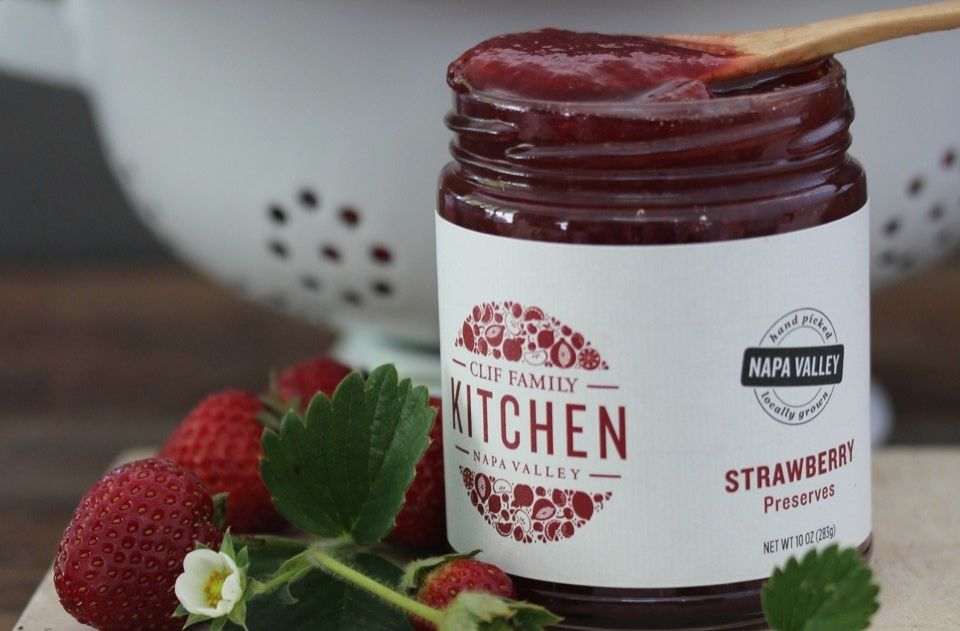 Strawberry- Preserve