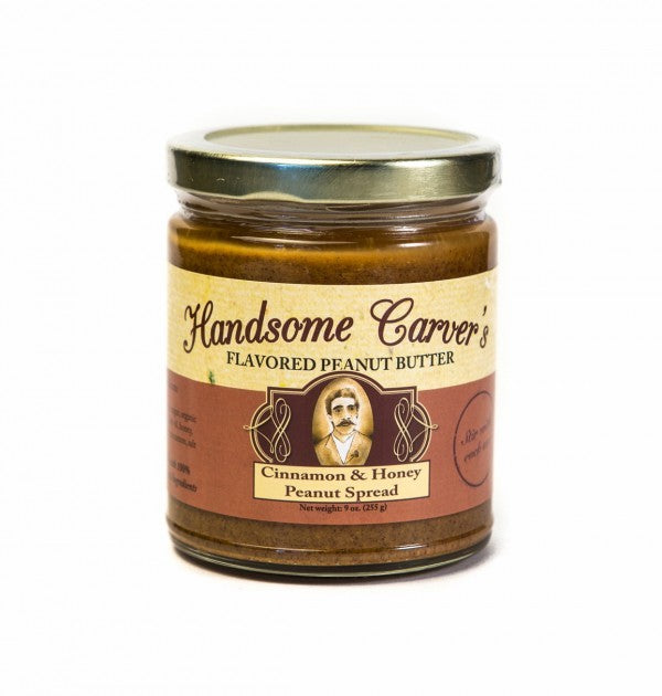 Cinnamon & Honey Peanut Spread- Organic