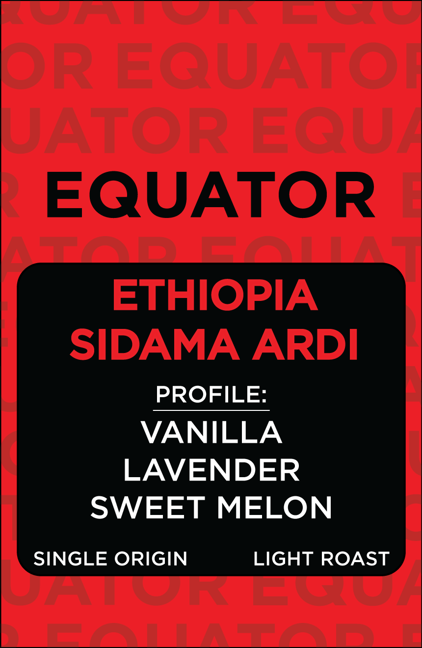 Ethiopia Sidama Ardi- single origin