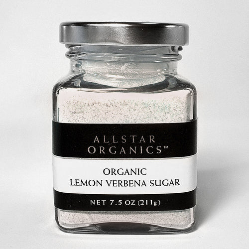 Lemon Verbena Sugar- Organic