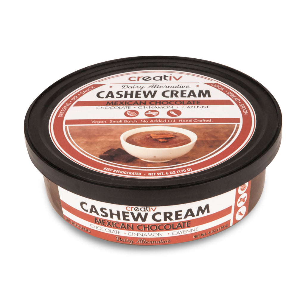 Mexican Chocolate Cashew Cream