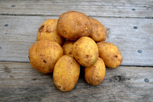 Potatoes, German butterball- organic