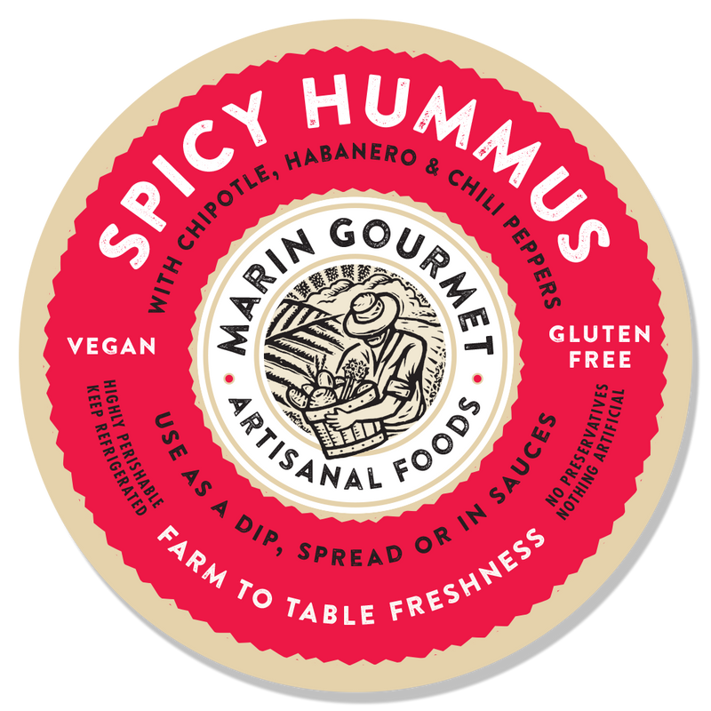 Hummus- Spicy