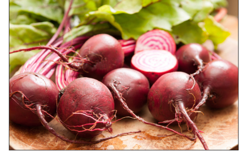 Beets- chioggia (candy cane), organic