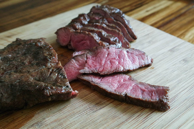 Flat Iron Steak- grass fed/finished