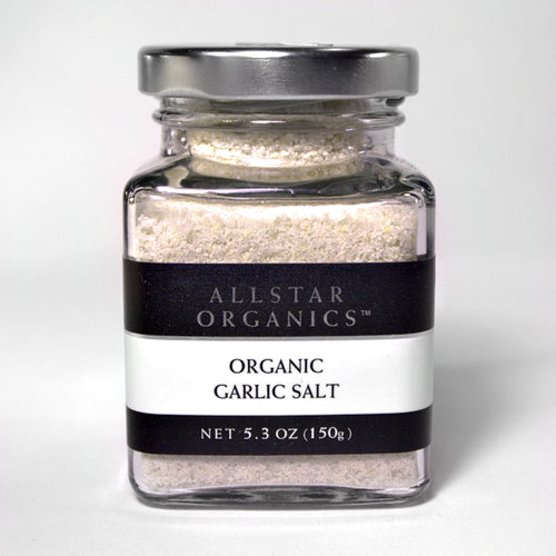 Garlic Salt- Organic