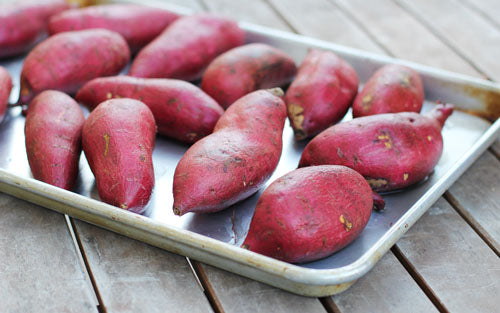 Sweet Potato, Japanese- Organic
