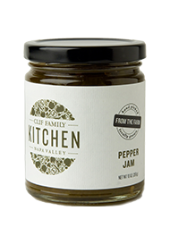 Green Pepper Jam