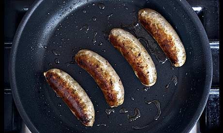 Chicken Apple Sausages
