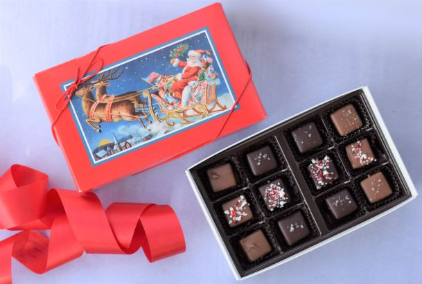 Christmas Caramel Collection, 24pcs