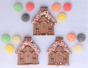 Peppermint and Gumdrop House
