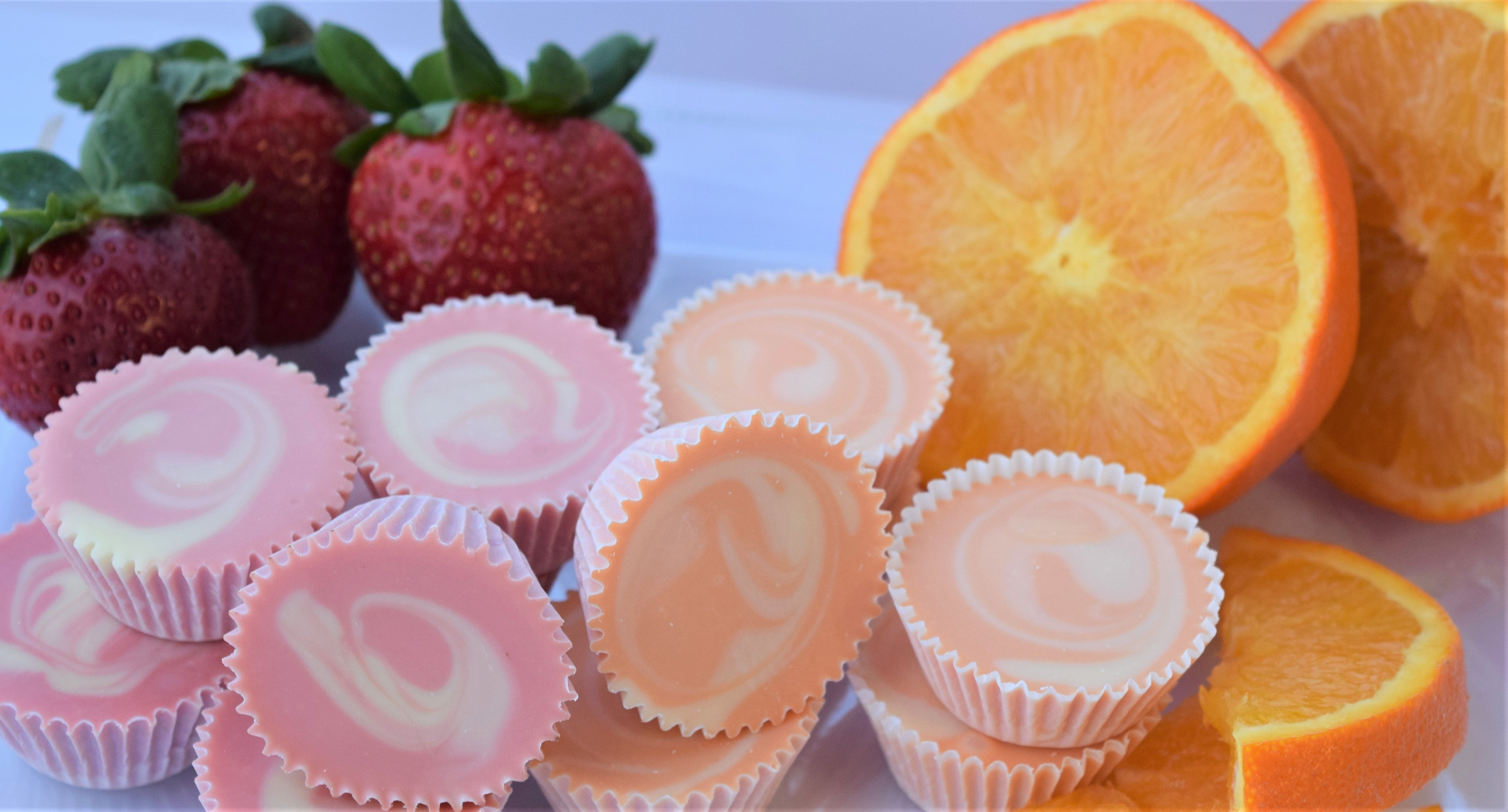 Creamsicle, Orange or Strawberry