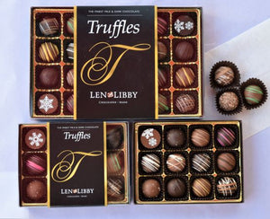 Truffles, 12 or 24 Piece Gift Box