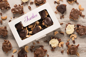 Chocolate Turtles Gift Box