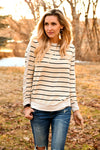Chic Stripe Top