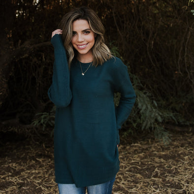 3Brunettes Timeless Knit Sweater