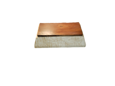 Black Walnut and Eastern Maple