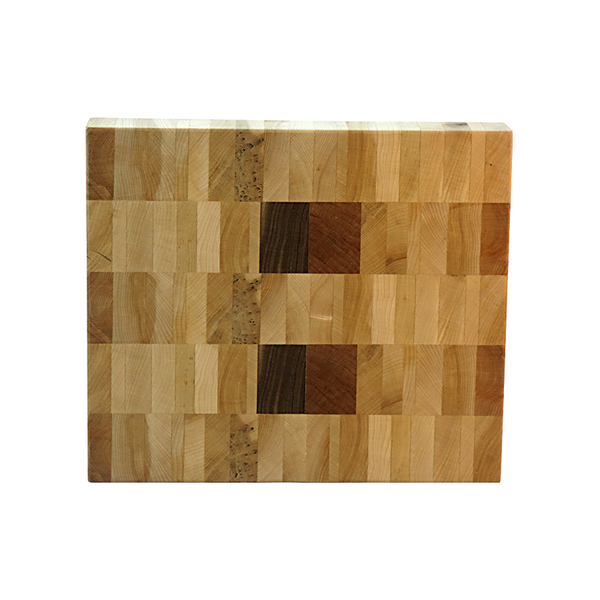 Eastern Maple, Cherry & Black Walnut