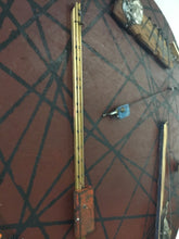 Bass Case, a custom built electric bass instrument