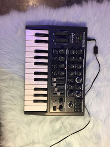 Micro Brute Analog Modular Synthesizer Sequencer